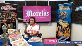 NOTICIAS DE MORELOS - DDM INFORMA  A LAS 8AM LUNES 19 DE ABRIL DEL 2021 2