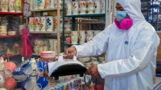 Realizan programa de sanitización en Emiliano Zapata y Xochitepec 2