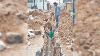 Sustituye SAPAC tuberías en Cuernavaca 2