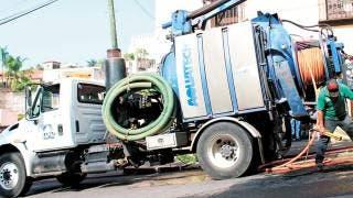 Aumenta SAPAC desazolves por taponamientos en Cuernavaca  2