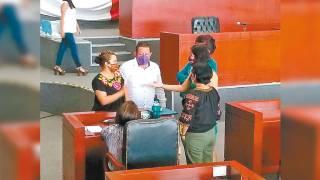 Acatan en Congreso de Morelos sentencia de la Corte 2