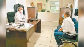 Asesoran a deudos de trabajadores en Morelos 2