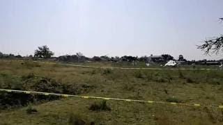 Se desploma avioneta cerca del Aeropuert...