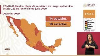 Morelos se queda a nada de pasar a semáforo naranja 2