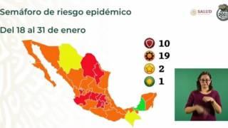 Morelos, otras dos semanas más en semáforo rojo por COVID19 2