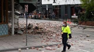 Inusual sismo de 5.8 en Australia causa temor y daños