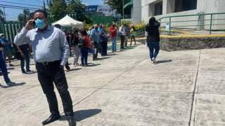 Reportan saldo blanco tras sismo de esta tarde en Emiliano Zapata 2