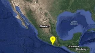 Sismo de 5.9 en Guerrero se siente en Morelos y CDMX 2
