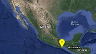 Sismo de 5.5 en Oaxaca fue perceptible en CDMX, Chiapas y Veracruz 2