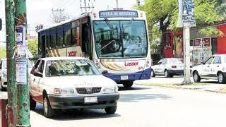 Aplica SMyT subsidios fiscales al transporte público 2