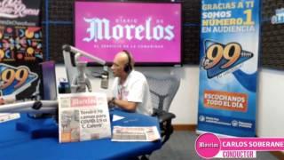 DIARIO DE MORELOS INFORMA A LA 1PM 19 DE MAYO 2020. 2