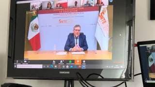Ofrece SNTE espacios para combatir COVID-19 en Morelos 2