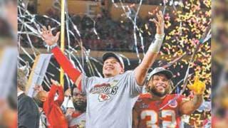 Especial 2020: Jefes levantan el Super Bowl 2