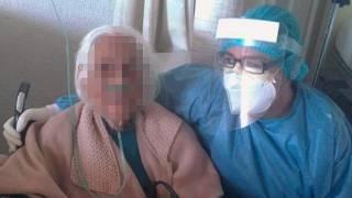 Todo un milagro: supera COVID-19 con 103 años de edad en Jalisco 2