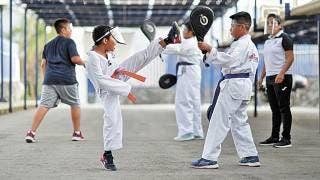 Aprende Taekwondo 2