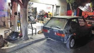 Dos personas asesinadas en taller eléctrico en Jiutepec 2