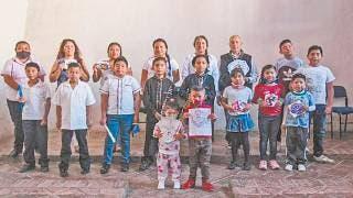 Terminan talleres en Casa de Cultura de Tlayacapan 2