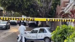 Impactan de frente a un taxi y muere conductor, en Las Palmas, Cuernavaca 2