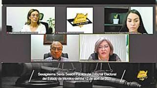 Sanciona TEEM a Movimiento Ciudadano y a candidata Luz Dary Quevedo 2