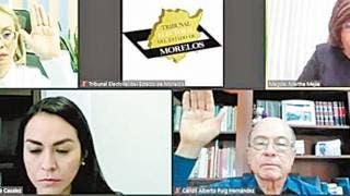 Logra ex consejera electoral de Morelos pago de haber por retiro 2