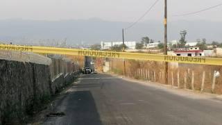 Motociclista pierde la vida tras derrapar cerca del aeropuerto de Temixco 2