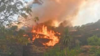 Denuncian penalmente a causante de incendio en el Tepozteco 2