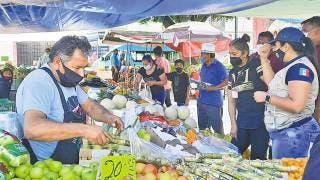 Hasta el 28 de enero permitirán abrir tianguis en Tlayacapan 2
