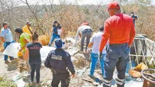 Encuentran cuerpo atorado en compuerta de canal en Tlatenchi, Jojutla 2