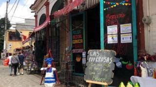 Organizan a los comerciantes en Tlayacapan 2