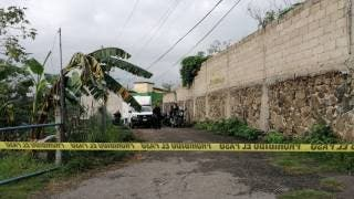 Abandonan cadáver torturado en Jiutepec 2