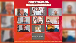 Reintegran a más empleados en Ayuntamiento de Cuernavaca 2