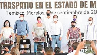 En tiempos difíciles se debe ayudar: Cauhuhtémoc Blanco, gobernador de Morelos  2