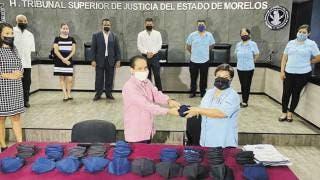 Llama Jasso a velar por ciudadanos; asume cargo como magistrado presidente del TSJ 2