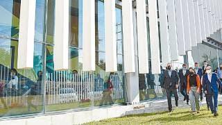 Inauguran la nueva sede del TUJA en Morelos 2
