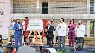 Entrega Gobernador de Morelos otro edificio a la UAEM 2