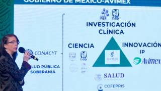 Preparan pruebas en humanos de vacuna mexicana Patria, vs COVID19 2