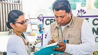 Piden llevar a vacunar a mascotas contra la rabia, a partir de hoy 2
