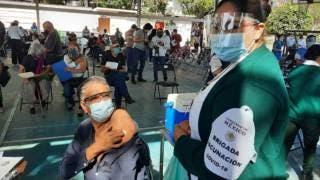 Será en Cuautla próxima vacunación vs COVID19 para adultos mayores 2