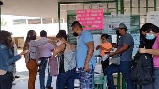 Aplican vacuna contra el COVID-19 a personas de 30 a 39 años que habitan en Cuernavaca 2