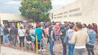 Continúa aplicación de segunda dosis en Cuernavaca para mayores de 50 años 2