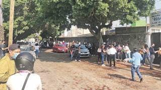 Llaman autoridades a profesores 'a ser ejemplo' tras disturbios en Cuernavaca 2