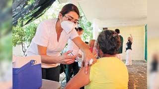 Vacunarán en Ayala este fin de semana