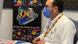 Reconocen hospitalización de por lo menos 3 menores con COVID19 en Morelos 2