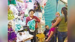 Baja 50% venta de ropones para Niño Dios en Cuernavaca 2