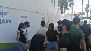 Estudiantes toman verificentro de Domingo Diez, en Cuernavaca 2