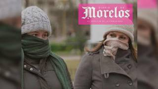 Vienen más frentes fríos para Morelos