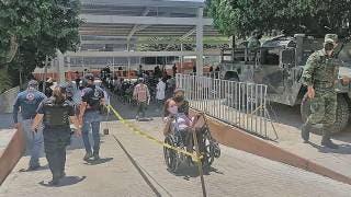 Vigila Convoy centros de vacunación en Morelos 2