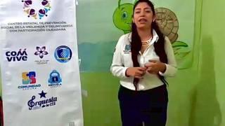 Previenen violencia entre alumnos de educación básica de Morelos 2