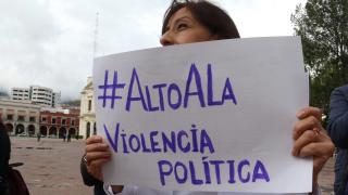 Alistan sanción a violencia política en Morelos 2