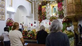Todo listo para festejar los 300 años de la Virgen de Tlaltenango 2